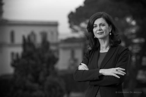 Laura Boldrini campagna elettorale 2013 foto di Giovanni De Angelis