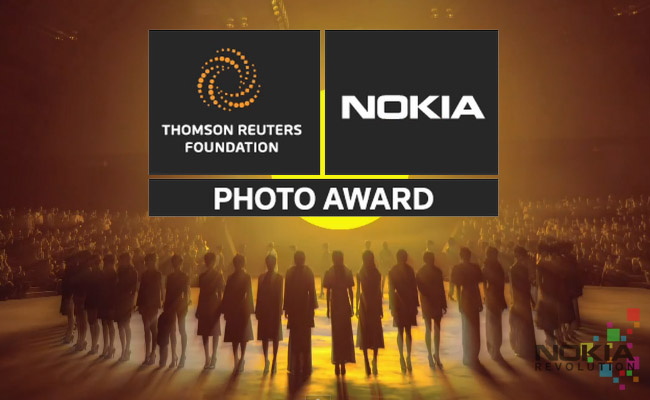 Finalist at Thomson Reuters Foundation-Nokia Photo Award