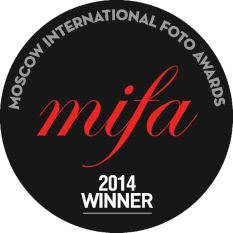 MIFA Moscow International Foto Award - winner 2014
