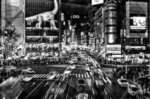 SHIBUYA CROSSING from Contemporary Districts #1 : SHIBUYA